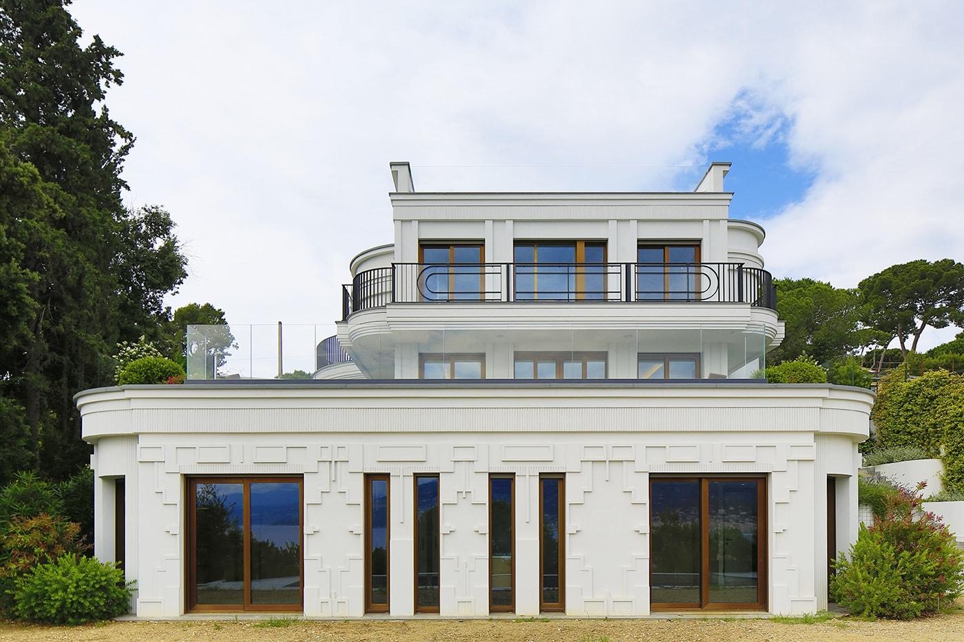 Villa Les Hirondelles, Cap Martin